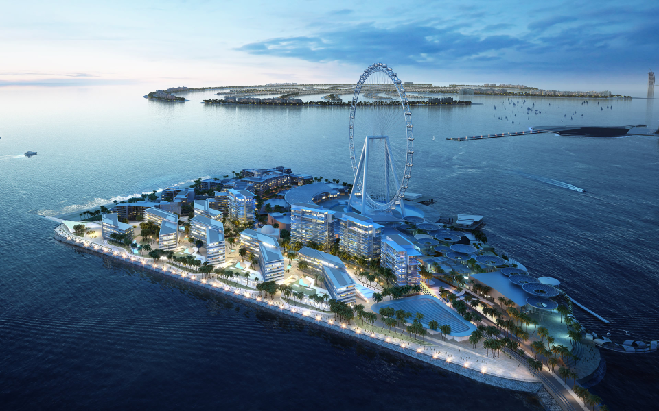 Five Upcoming Tourism Projects in Dubai