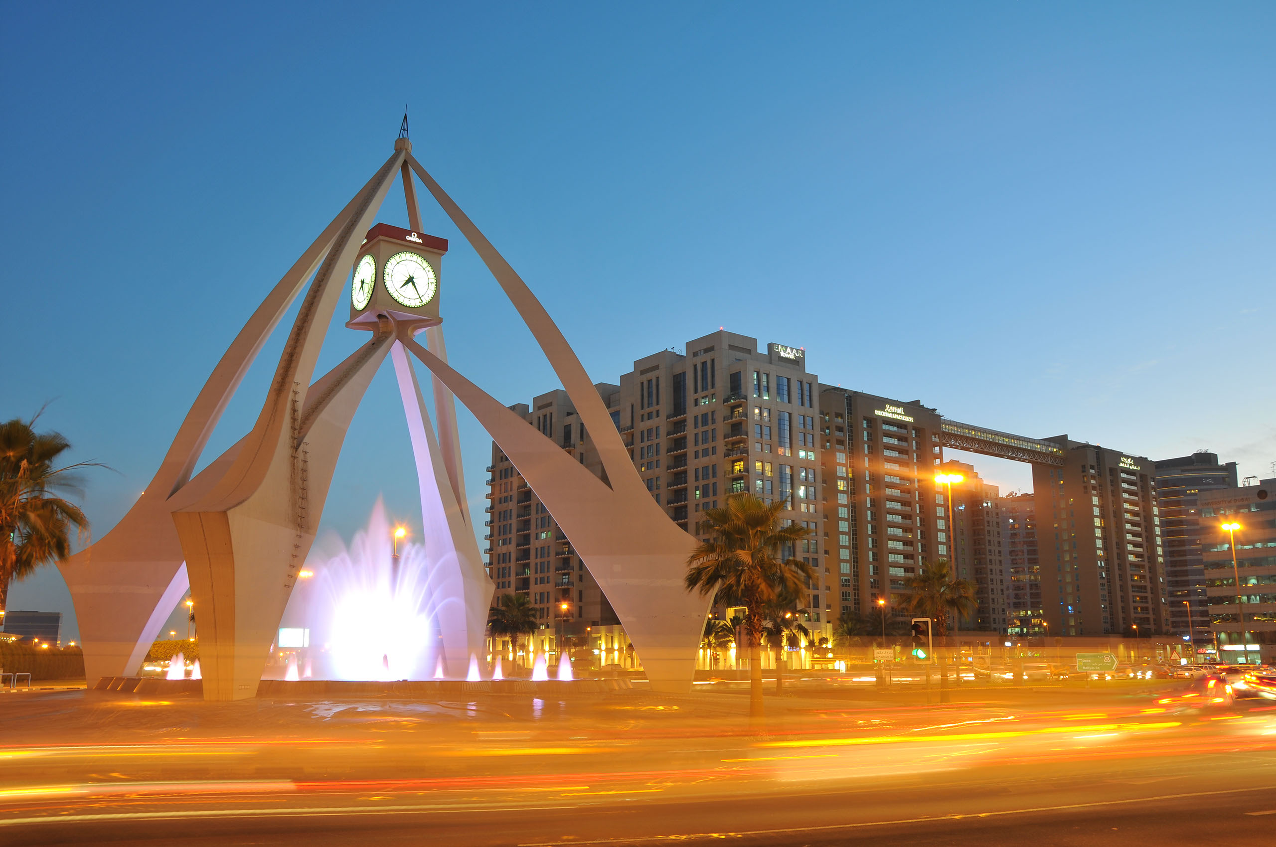 Glance At Deira Clock Tower Dubai - Local Dubai Tours & Attractions with  Best Offers